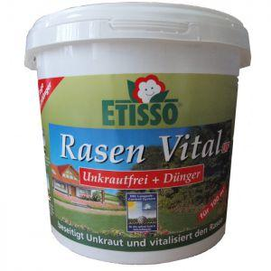 ETISSO для газона 3кг (удобрение + от сорняков)